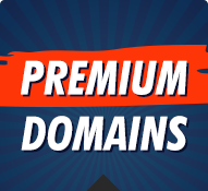 Premium Domains of the Month!